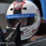 Laps with a legend? ✅ #Indy500 ???????? https://t.co/7GGTFgNBjt