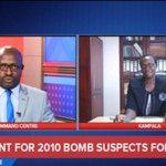 LIVE: Jane Okuo Kajuga, PRO of the Director of Public Prosecution talks to #MorningBreeze #KampalaAttacksVerdict https://t.co/OZ8XzHQZRh