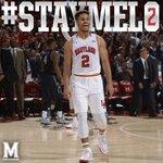 Hes back!   #StayMelo https://t.co/mYTX0yLvxi