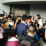 Verdict day for Occupy activist @kengelahk #KenTsang, accused of assaulting police & resisting arrest. https://t.co/dEkWpltEWo