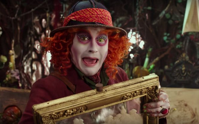 What you haven't bought your Alice Through The Looking Glass tix yet! It opens tomorrow!#ThroughTheLookingGlassEvent https://t.co/UWGmeCKyUX