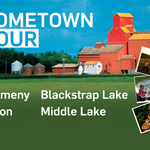 CTV Saskatoon is ready to hit the road for Hometown Tour! #CTVHTT Heres where were headed: https://t.co/UGNPCpoigv