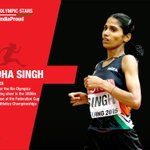 Lets cheer for Sudha Singh  #RioOlympics2016 #MakeIndiaProud https://t.co/fElCAEjC4k