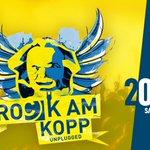 Morgen geht´s endlich wieder los: #RockamKopp mit @TheRealMegaloh und DJ @sosokev ... https://t.co/cXMsm49JN7 https://t.co/otBLmlA2o1