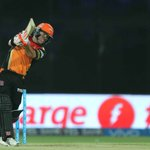Another terrific knock from David Warner so far. Can he lead @SunRisers to the IPL final? https://t.co/aOBVEdwNqU https://t.co/qcH6LbuMLh