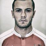 My portrait of #Arsenal and #England midfielder @JackWilshere. #1stnameontheteamsheet #afc https://t.co/2ngpKmMdzv