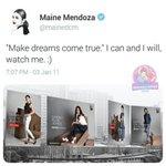 Meng manghuhula ka ba?   @mainedcm When dreams become reality, boom  Phenomenal female artist lang nmn #ALDUBSepAnx https://t.co/xPM5l8eNWZ