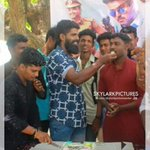 #THERI 200 Cr Celebrations in Kerala with celebrities ! @Samanthaprabhu2 @Anything4Vj @actorvijay https://t.co/eFyd3NNJC6