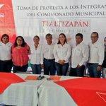 Coordinadora @jesi_ortega tomó protesta a los integrantes del Comisionado Municipal de #Tlaltizapan #Morelos https://t.co/LyWYqILToa