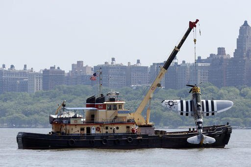 FAA opens probe to determine what went wrong in fatal WWII plane crash into Hudson River