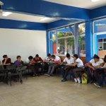 Se realizó la semana de Fomento a la Lectura en el CETIS No 44 de la Colonia Alta Vista. https://t.co/vptfpqvM5o