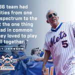 Davey Johnson on what it was like to manage the 86 World Champions. #Mets86 https://t.co/oq3fPLk8Dl