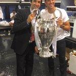 Enhorabuena al Real Madrid por la undécima.Emocionante partido entre dos grandes equipos de @LaLiga. @aarbeloa17 https://t.co/LnNloVyBnb