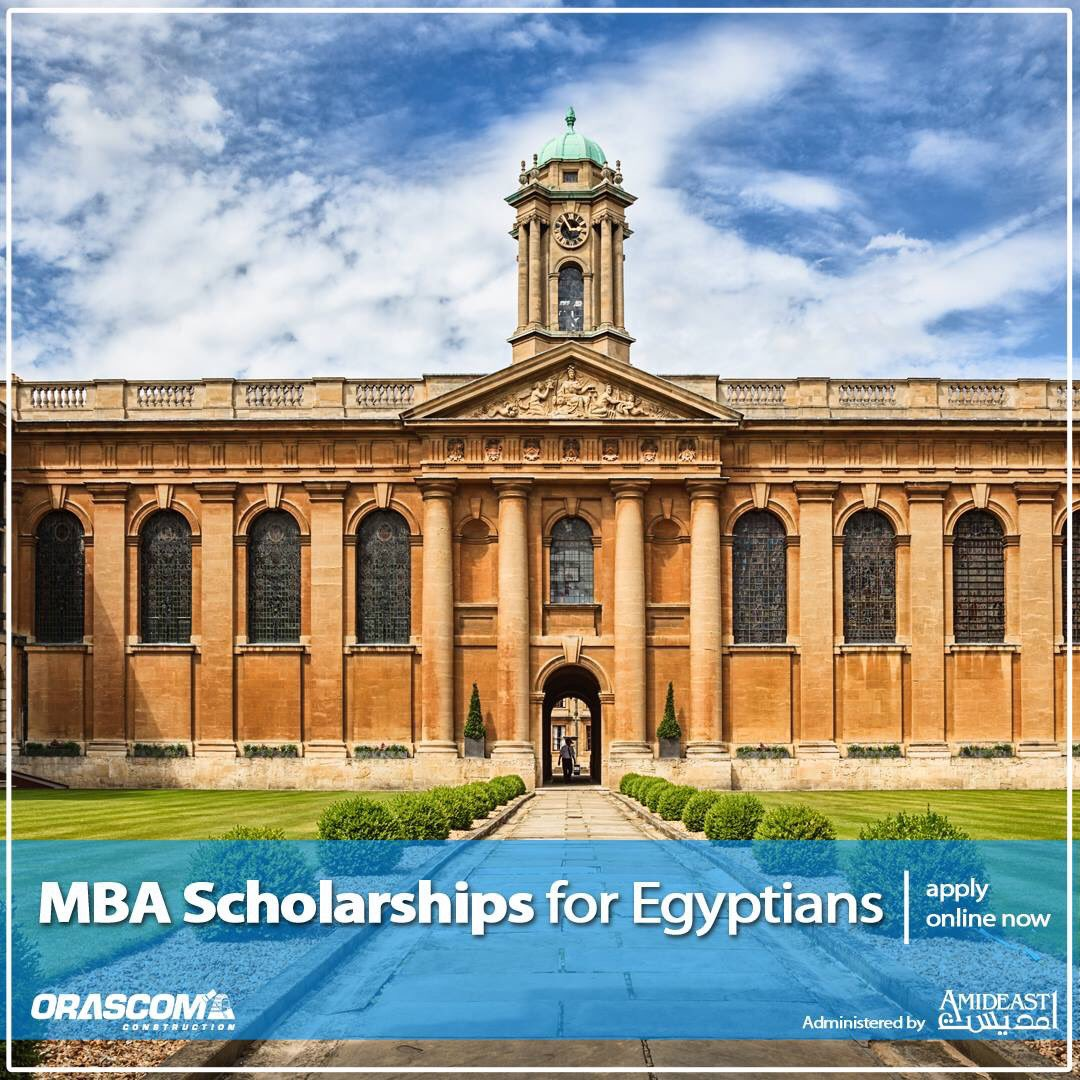 Interested in a fully paid MBA in the US? Apply for the Onsi Sawiris scholarship program: https://t.co/cpPmXJiUh4 https://t.co/0SIxJZnEm5