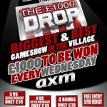 Our massive cash prize game show is back on Weds with @Divinadecampo, Nana and DJ D-Lux #manchester https://t.co/37huBokpE2