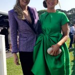 Delighted to have won Best Irish Design at the #SpringLadiesDay✨ Loving my @Manley prize! ????☺️ @NaasRacecourse https://t.co/4sa7Q3wNRb