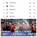 The @bfc_official fairytale. Started from the bottom, now were here... ???????????? #PlayOffFinal #OnlyOne https://t.co/2pgHCYn9Mf