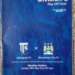 On this Day in 1999 Manchester City played Gillingham at Wembley (30/5/99) THE REST IS HISTORY #mcfc#playoff#winners https://t.co/hH8euigg7F