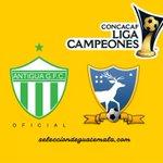 Antigua GFC y Deportivo Suchitepequez en la Concachampions!! https://t.co/z3bOq7Wc7E