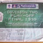 RT if you had one of these 17 years ago today #Wembley99 #MCFC https://t.co/GO1CnTq2Tc