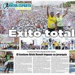 #TITULARES : Éxito Total #8K15KPorlamar @alfreditodiaz https://t.co/Xl9oNr3wUn