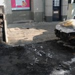 Schwerer Landfriedensbruch - Staatsschutz ermittelt #Linksautonome Alte Jakobstraße #Berlin https://t.co/b2X6zzpZUc https://t.co/mYGyzo0wAZ