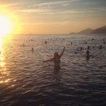 5:30am, morning dip with the locals???? #nhatrang #vietnam by aimer22, #nhatrang, #нячанг, #vietnam, #вьетнам https://t.co/OIrVx4REYu