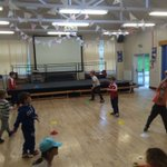 Learning and improving catching skills this morning at our holiday club @SilkstonePS #barnsleyisbrill #newskills https://t.co/C1uSVEKunq