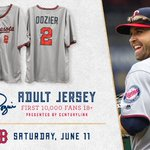 RT to win an authentic @BrianDozier game worn jersey!  June 11th adult jersey giveaway >> https://t.co/0swUo9HpMU https://t.co/OF0pI1RgxX