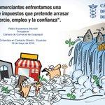 Mañana todos los ecuatorianos y comerciantes enfrentamos un cambio en la economía con el incremento del IVA. https://t.co/QdYPv1lwE9