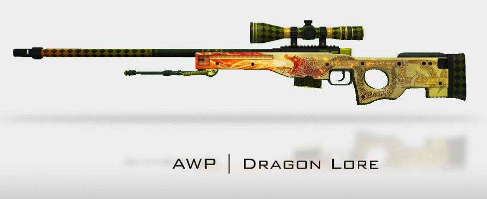 Кто нарисовал dragon lore
