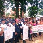 Mujeres Patriotas con la fuerza q tienen las chavistas en defensa d la Revolución @NicolasMaduro #BARINAS #Bolivar https://t.co/53XmRogsCh