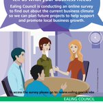 Did you already fill in the @EalingCouncil biz survey? Heres the direct link: https://t.co/mr4KC6LwmW #EalingHour https://t.co/HSHeQjkidB