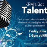 Join us on Friday for KRMs Got Talent!!! #SharetheLex #Talentshow #Refugees https://t.co/fibuo9KU7J