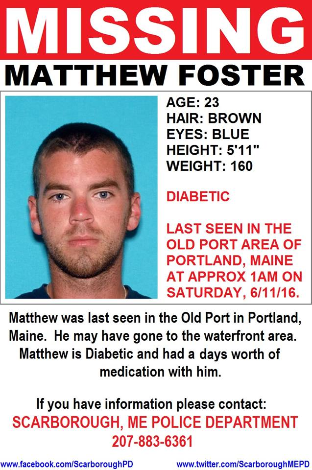 . @ScarboroughMePD seeking man last seen in Portland's Old Port https://t.co/BlzyIIqQVn https://t.co/5glwBbte0L