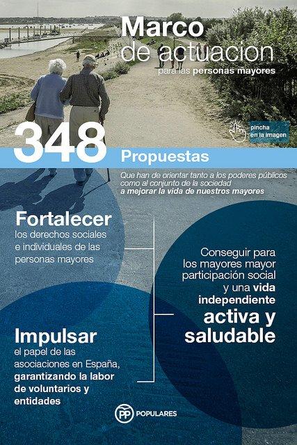 Con el gobierno de @marianorajoy las personas mayores siempre han sido la prioridad para el @PPopular #Debate13J https://t.co/eDL4EmslZR