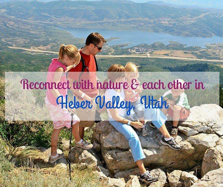 ALL NEW! How to Combat Nature Deficit Disorder in Heber Valley, Utah https://t.co/WvdQHfTipk https://t.co/pLjpZj2VeQ