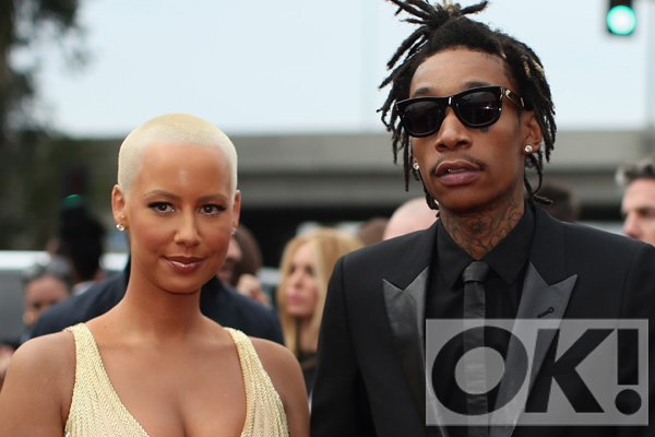 Amber Rose opens up on 'amazing' co-parenting relationship with @wizkhalifa: