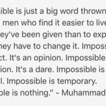 This quote was sent to me by a friend and it reminded me that CHASING THE IMPOSSIBLE IS WHAT UK BBALL IS ALL ABOUT. https://t.co/JPjByVW63D