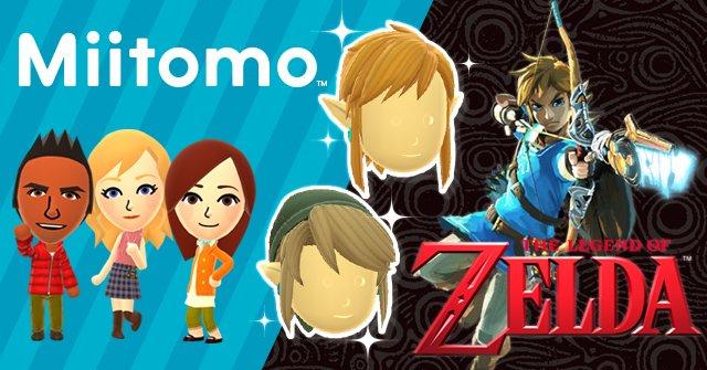 The Legend of Zelda Retweet event begins! #Miitomo in-app gifts for RTs! ⇒ https://t.co/UFrnvGjLth #Miitomo_Zelda_RT https://t.co/sDkgYt3iOr