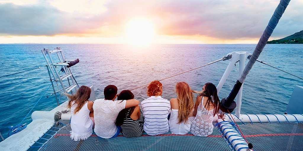 Call our people when you want to vacay with your people: