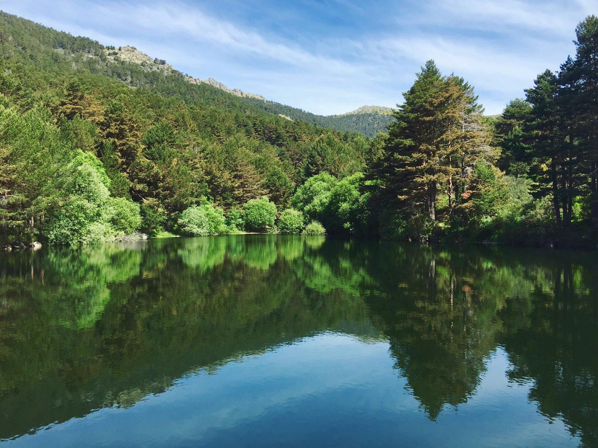 Así comienza un domingo de #minubetrip por la sierra de #madrid. ¡Increíble foto de @iizquierdo! 😃#turismo https://t.co/uHkLJxLmA7