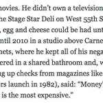 From the NYT obituary for Bill Cunningham: https://t.co/vuWyywfxk8 https://t.co/E54tL3jwEI