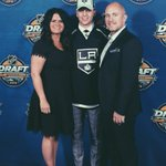 Incredibly proud day! Hard work pays off...today and for the future! #LAKings https://t.co/ELaFQPlEVQ