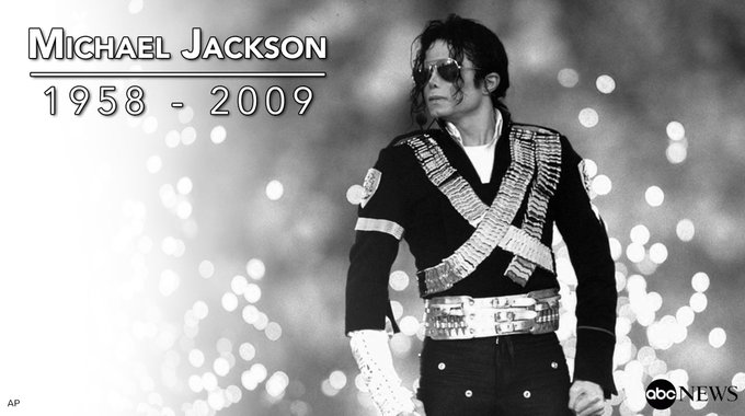 Happy birthday, Michael Jackson.  The King of Pop would have turned 59 today.