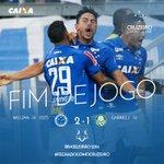 RESPEITA O MOÇO! ???? Parabéns pela nova vitória, parceiro @Cruzeiro! #FechadoComOCruzeiro https://t.co/bM9nnmcEnF