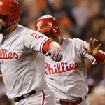 Instant Replay: Bumgarner unravels, Giants fall to #Phillies https://t.co/9vTn8jZJi2 #GoPhillies #PhilliesFan https://t.co/7KP4MMmbHG
