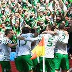 NationFMKe: HT: #FRA 0-1 #IRE. Robbie Bradys penalty is the difference. #EURO2016 MbewaDavid #SaturdaySportKE s… https://t.co/jO5t4TH3MI