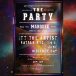 .@DJWhitneyDay presents THE PARTY after the PRIDE Parade! TODAY! Doors open at 6PM! https://t.co/ps5tiWKMWD