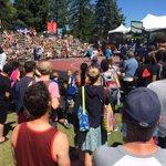 Its freakin #Hoopfest2016. #KXLY https://t.co/dA68dCFfvO
